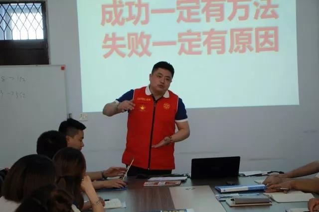 企业亚游手机客户端专家孙正帏导师现场指导