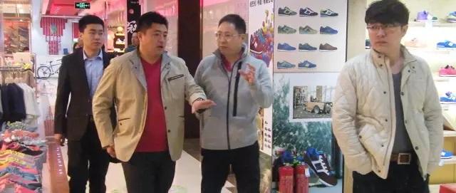 著名企业亚游手机客户端专家孙正帏在石家庄跃翔体育实地考察