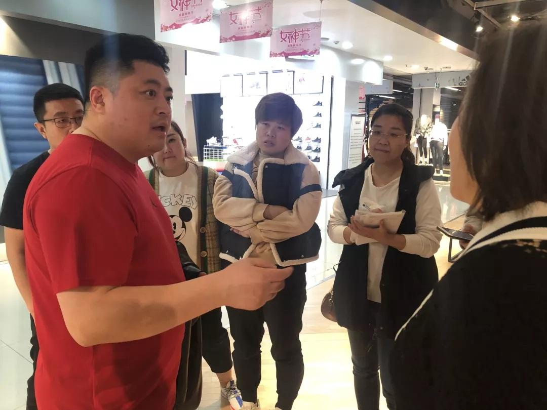 企业亚游手机客户端专家孙正帏导师实地调研